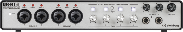 VST/Audio Connections: Setting up an audio interface in